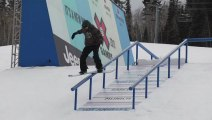 2013 Winter X Games Snowboard Street - TransWorld SNOWboarding