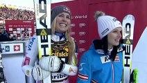 Maribor, Lindsey Vonn rovina la festa a Tina Maze
