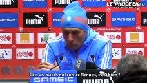 Rennes 2-2 OM : la réaction de Baup