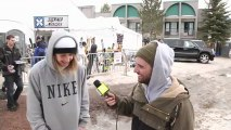 Halldor Helgason Winter X Games Big Air Interview about his slam - TransWorld SNOWboarding