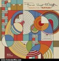 Calendar Review: Frank Lloyd Wright Designs 2013 Calendar by Frank Lloyd Wright Wright