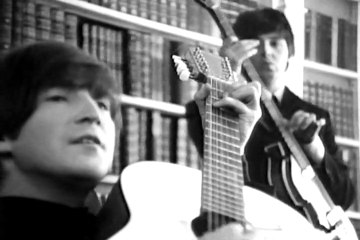 'YOU'VE GOT TO HIDE YOUR LOVE AWAY' by Ringo Dolenz (BEATLES cover)