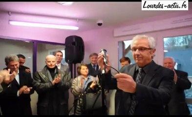 Inauguration micro-crèche à Jarret discours de Michel Pélieu