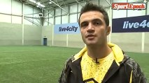 [www.sportepoch.com]The indoor football no justice Falcao Manchester City sung called the human ball -in-one