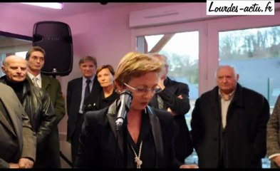 Inauguration micro-crèche à Jarret discours de Marie-José Daguin