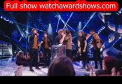 NRJ Louis Tomlinson kisses Ed Sheeran at NRJ Music Awards