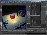 Tutoriel DMM - Maya - Effets spéciaux - Ecole 3D - e-tribArt - Part 1