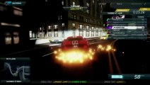 Need For Speed Most Wanted - Multiplayer : Garber St. Jump - NFS01