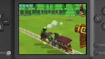 CGR Trailers - THE LEGEND OF ZELDA: SPIRIT TRACKS E3 2009 Trailer