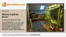 A vendre - maison - LE PLESSIS PATE (91220) - 4 pièces - 84