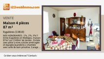 A vendre - maison - Eygalières (13810) - 4 pièces - 87m²