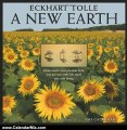 Calendar Review: A New Earth. by Eckhart Tolle 2013 Wall Calendar by Eckhart Tolle