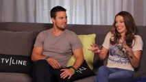 2012.07.12 Stephen Amell @ TV Line Comic-Con Interview