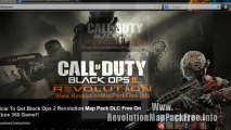 Black Ops 2 Revolution Map Pack DLC Free Xbox 360