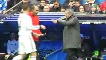 Así fue el partido de Mourinho frente al Getafe