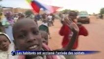 Mali: Tombouctou en liesse à l'arrivée de l'armée malienne