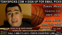 Philadelphia 76ers versus Memphis Grizzlies Pick Prediction NBA Pro Basketball Odds Preview 1-28-2013