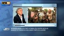 BFMTV Replay du 28 janvier : BHL, Florence Cassez et François Gabart - 28/01