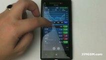 HTC Windows Phone 8X - Windows Phone Store, Office, HTC app