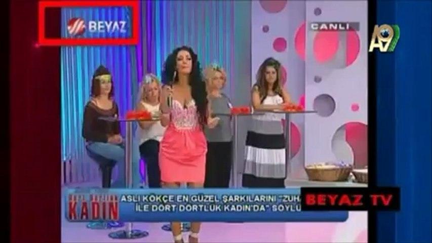Osman Gökçek'in Beyaz TV'sinde seksi danslar yok mu!