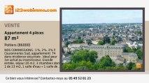 A vendre - appartement - Poitiers (86000) - 4 pièces - 87m