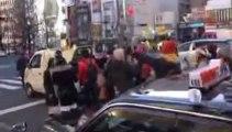 20130126 3/3 大阪瓦礫阻止デモ「One Love Peace Parade」デモ行進 エンパワメントTV