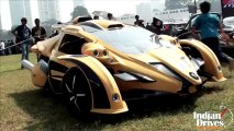 Campagna T-Rex Aero 3S | 2013 Parx Supercar Show