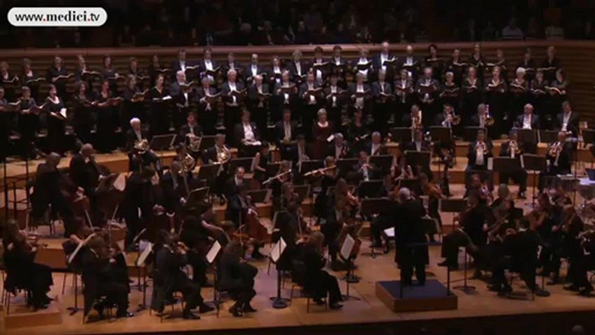 Bernard Haitink: Beethoven Symphony No  9 - Ode to joy