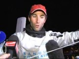 Vendée Globe : Armel Le Cleach arrive en deuxième position