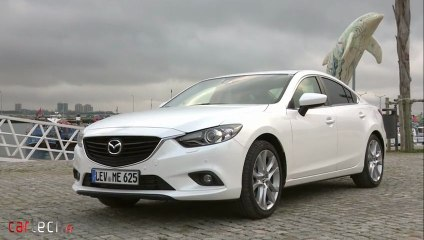 Mazda 6 - Essai Auto
