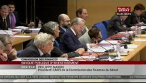 Audition : Nicolas Dufourcq candidat au poste de directeur général de la Banque publique d'investissement (BPI)
