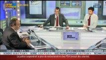 """Olivier Delamarche, """"La dette a subitement disparu !"""" sur BFM Business 29/01/13"""