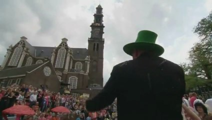 Amsterdam Gay Pride Canal Parade 2012 / 2 - jfm8561 present