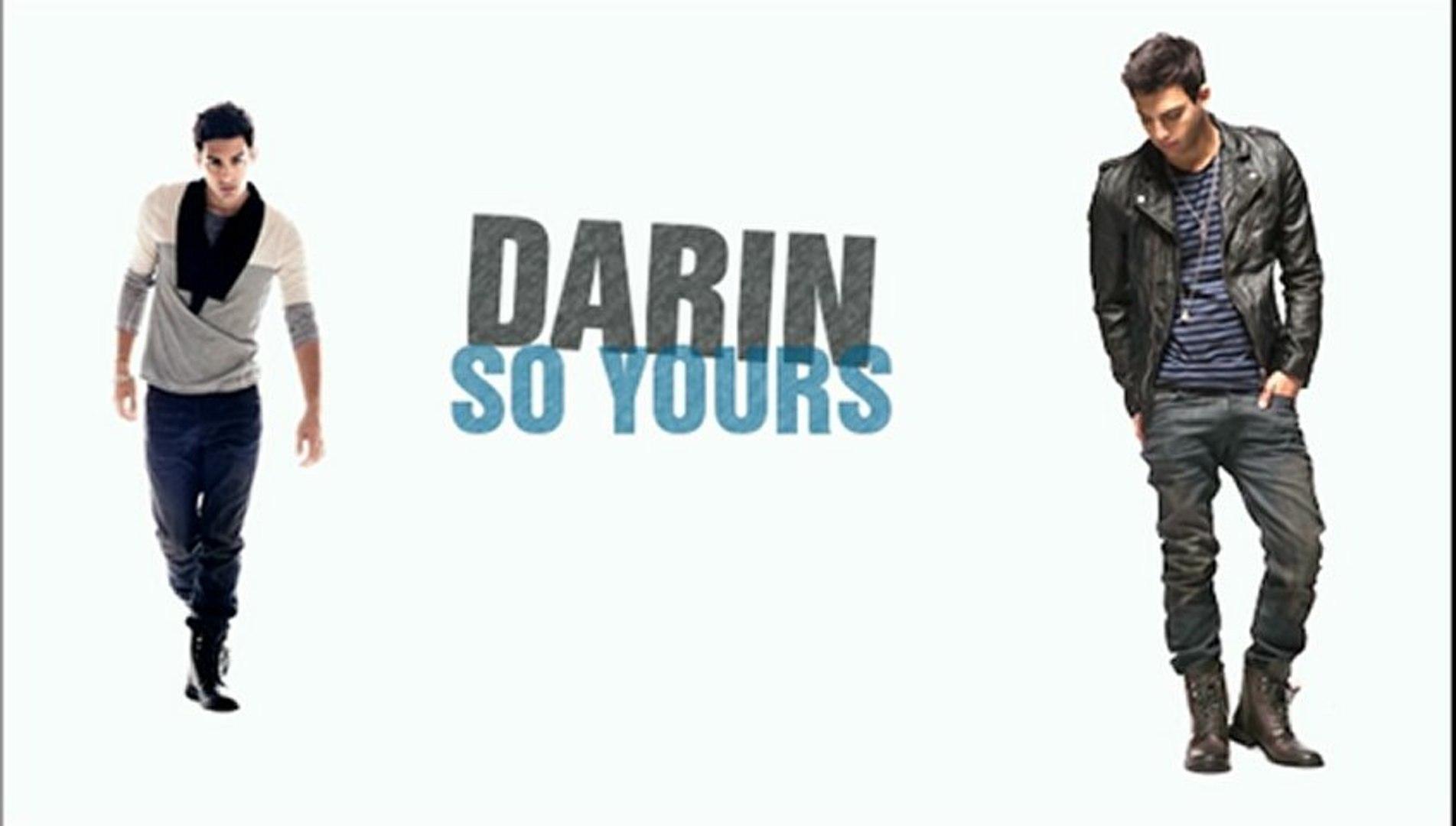 Darin - So Yours {New Single 2013}