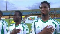 Etiopia 0-2 Nigeria - Coppa d'Africa, gruppo C