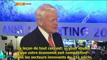 Olafur Ragnar Grimsson: « nous avons laissé les banques faire faillite »