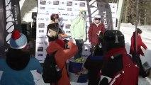 MINI Snowpark Feldberg: QParks Snowboard Tour - Bohny Masters Feldberg powered by MINI - 26-01-2013