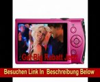 Canon IXUS 230 HS Digitalkamera (12 Megapixel, 8-fach opt. Zoom, 7,6 cm (3 Zoll) Display, bildstabilisiert) pink