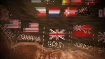 Les 100 jours de Normandie à Arromanches 360