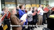 Marmande choeur Val de Garonne