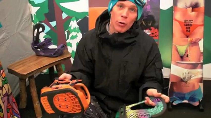 Lobster & Switchback : nouveautés snowboard 2013/2014