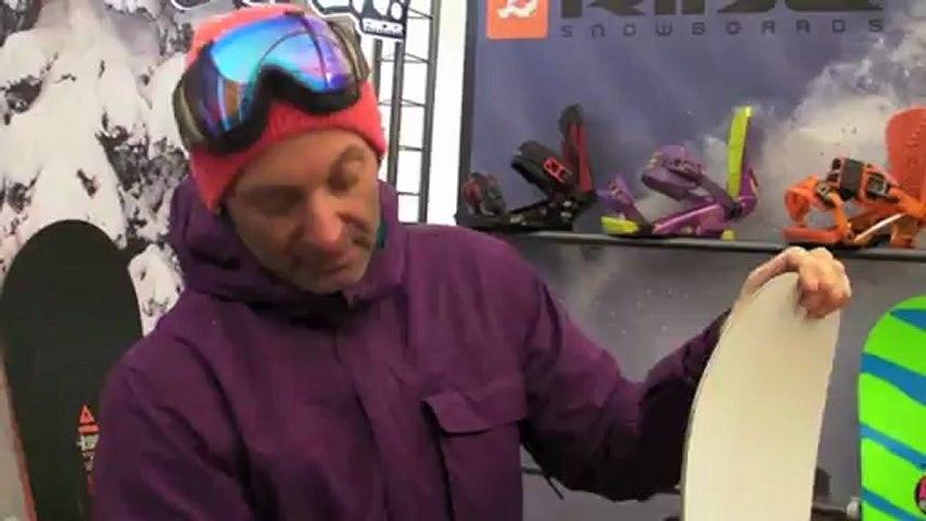 Ride Snowboards : nouveautés matos 2013/2014