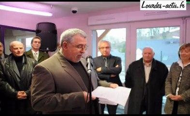 Inauguration micro-crèche à Jarret discours d'Ange Mur