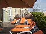 short term rental Herzliya Pituach Marina :pool nad parking