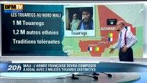 Mali : les Touaregs au nord du Mali - 30/01