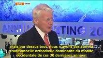 Olafur Ragnar Grimsson, président islandais : nous avons laissé les banques faire faillite