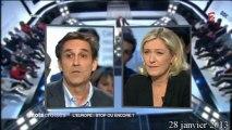 """Emmanuel Todd """"Le FN souille la vision d'un avenir français heureux"""""""