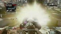 GEARS OF WAR 3 | Horde Mode Waves 40-50 w/ subs!!! Part 1