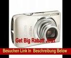 Canon Digital IXUS 990 IS Digitalkamera (12 Megapixel, 5-fach optischer Zoom, 7,6 cm (3 Zoll) Display) silber