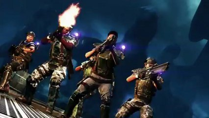 Tactical Multiplayer Trailer de Aliens: Colonial Marines